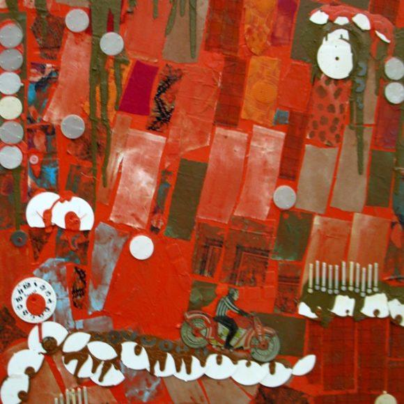 Персональная выставка. Михаил Абрамов . Сборник произведений разных лет 1984-2008 гг