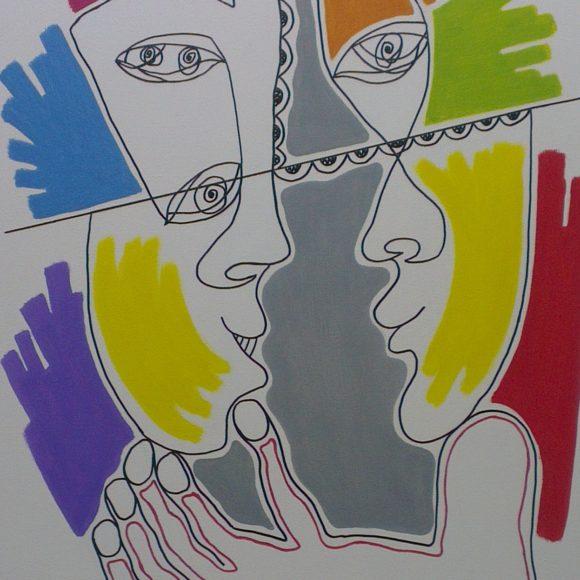 «Гуд бай, Америка». Персональная выставка Юрия ПАЛАЙЧЕВА